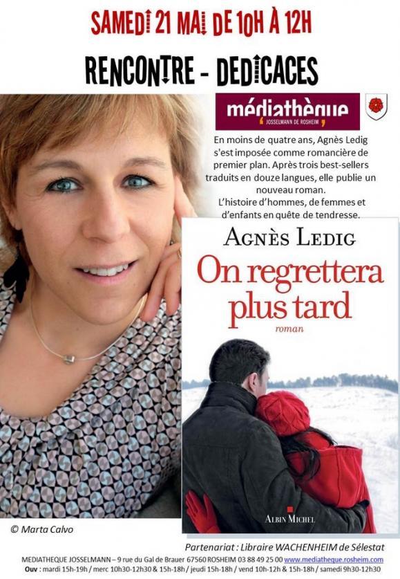 16 04 21 rosheim rencontre dedicaces agnes ledig