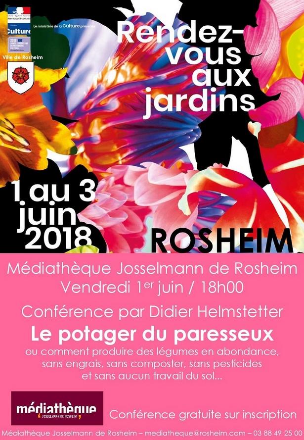 2018 05 23 conference le potager du paresseux a rosheim