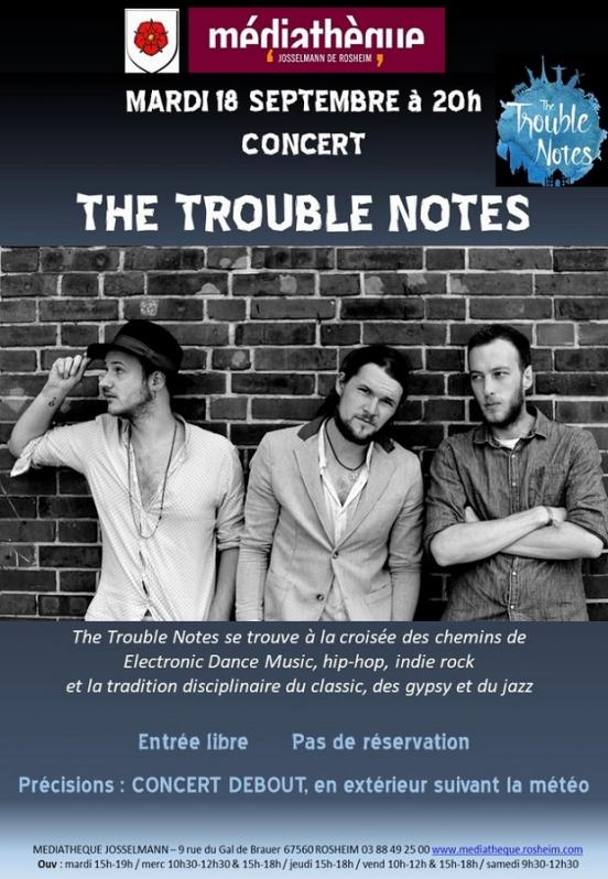 2018 08 30 concert trouble notes a rosheim