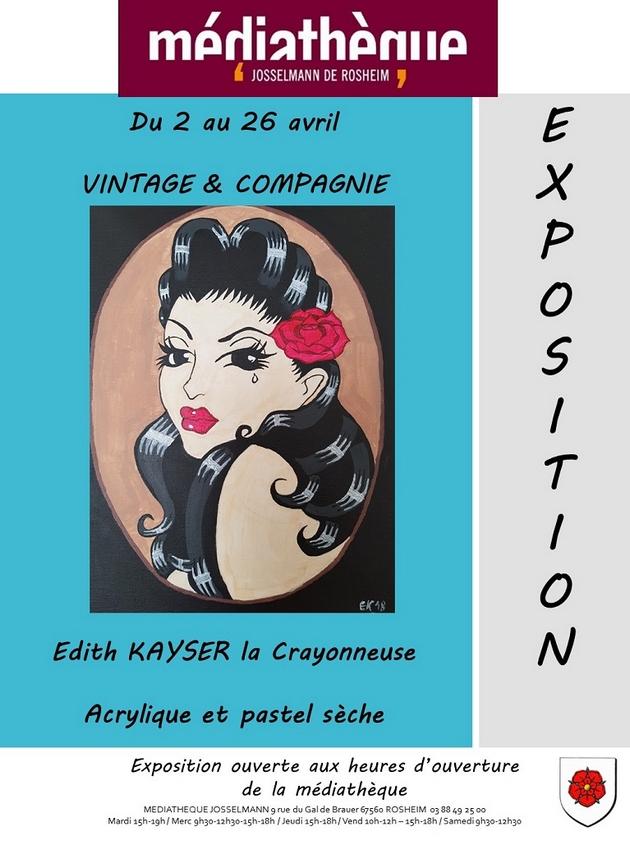 2019 03 11 exposition edith kayser a rosheim