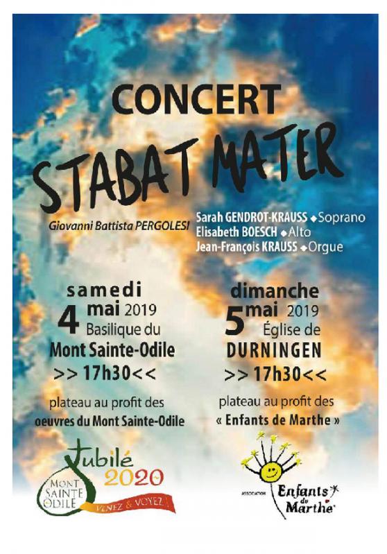 2019 04 15 concert au mont sainte odile
