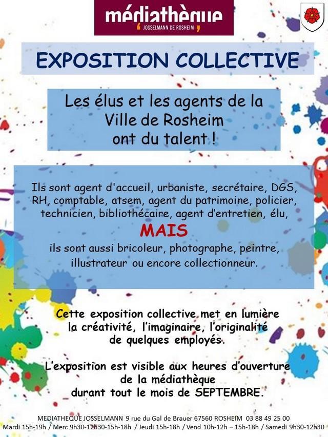 2021 09 30 mediatheque exposition des elus et des agents de rosheim