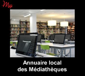 Annuaire local des mediatheques