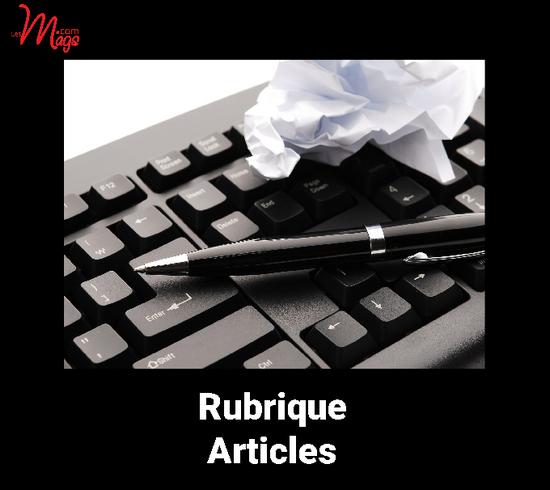 Dans cette rubrique : publiez gratuitement votre article