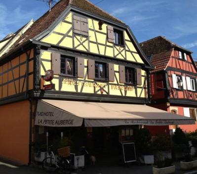 Le restaurant la petite auberge a rosheim