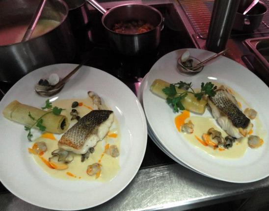 Restaurant petite auberge a rosheim
